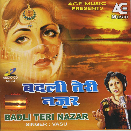Vasundhara - Badli Teri Nazar (Great Ghazals)
