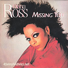 Diana Ross - Missing You